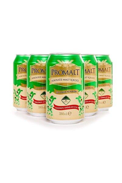 Promalt Stevialı Promalt 6'lı Alkolsüz Malt İçecek