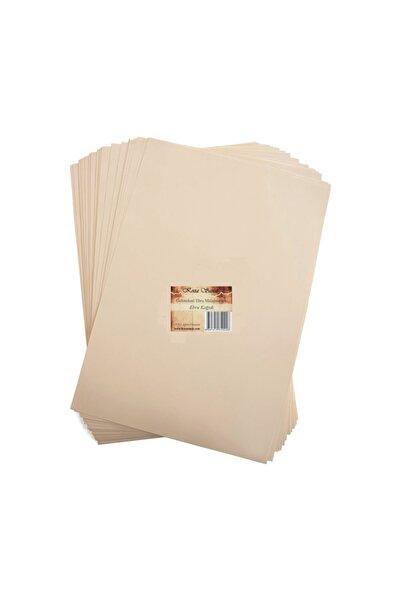Koza Sanat Ebru Kağıdı 25x35cm Şamua 100 Adet