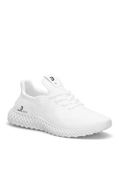 DARK SEER Unisex Beyaz Bağcıklı Sneaker