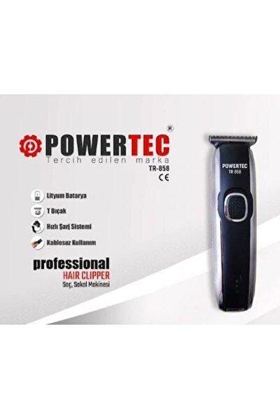 Powertec Tr-858 Tıraş Makinesi