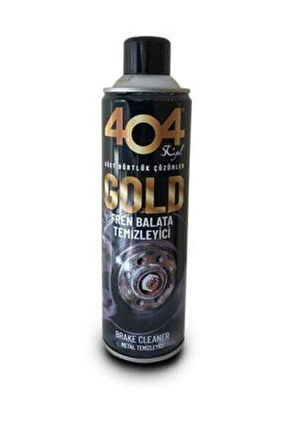404 Balata Sprey Genel Temizleme Spreyi 500 ml Gold (yeni Nesil)
