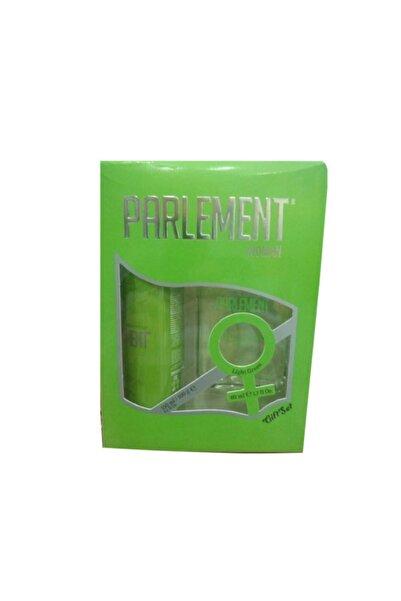 Pars Parlement Light Green Edt 50 ml Kadın Parfüm Seti A562547562547