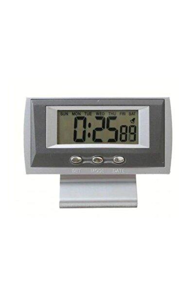 NAKO Na-238a Dijital Masa Araba Saati Alarm - Kronometre - Tarih