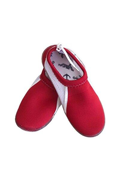 FTM Ayakkabıcılık Kadın Kırmızı Deniz Ayakkabısı