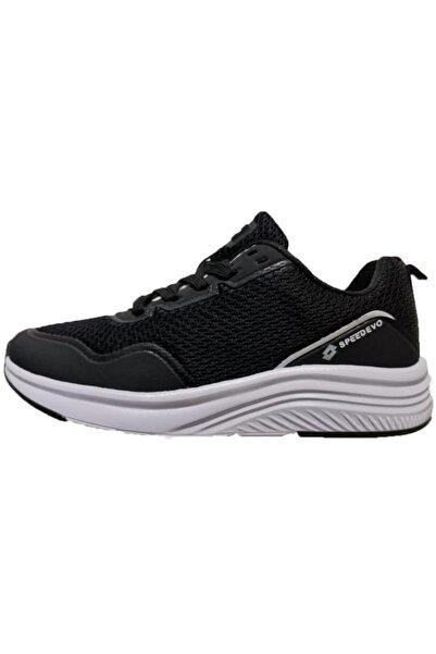 Lotto Kadın Siyah Speedevo Spor Ayakkabı 500 Amf W T2540