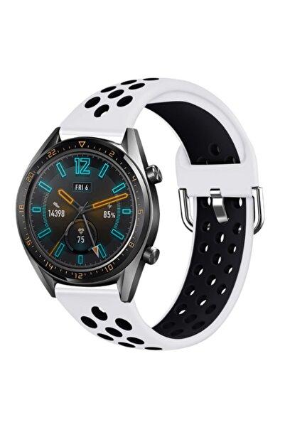 Huawei Watch Gt2 Uyumlu Pastel Renkli Silikon Kordon 46mm Krd-10