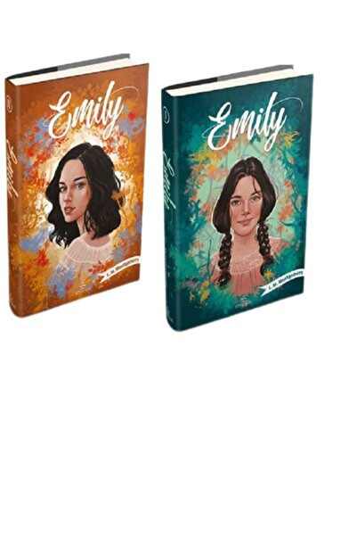 Roman Emily 1 Ve 2. Kitap Ciltli L. M. Montgomery