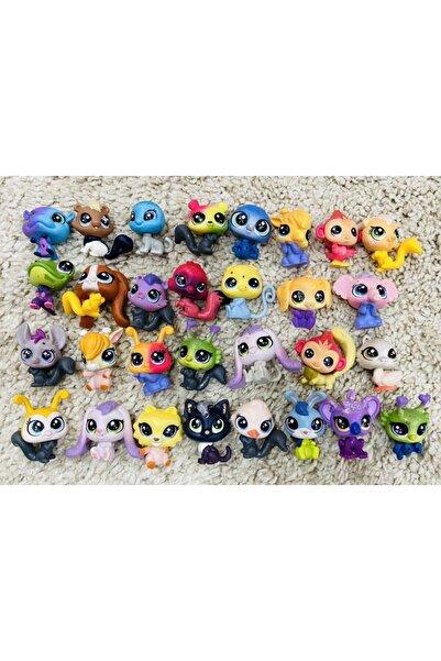 toysandmore Littlest Pets Shop Lps Minişler 10 Adet Birden Oyuncak Miniş