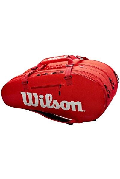 Wilson Süper Tour 3 Comp 15'li Raket ve Tenis Çantası Wrz840815