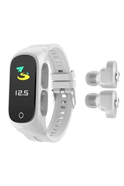 Yukka N8 Su Geçirmez Akıllı Bileklik Ve Bluetooth Kulaklık
