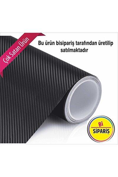 Avery Dennison Siyah Karbon Kaplama Folyo - Hava Kanallı Süper Ürün 25cm X 100cm 1 Adet 070