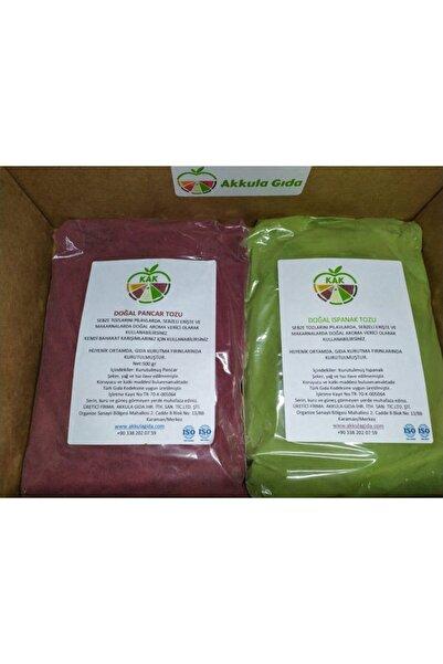 Kak Dried Fruit Erişte Ve Makarnalık Ispanak Ve Pancar Tozu Seti