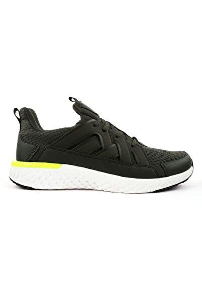 Lescon Hellıum Spıke Koşu-yürüyüş Erkek Spor Ayakkabısı - - Hellıum Spıke - Haki - 41