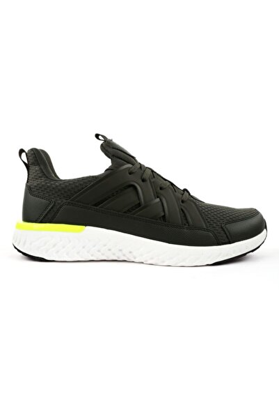 Lescon Erkek Haki Koşu Ayakkabı