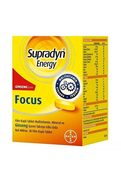 Supradyn Energy Focus (30 Tablet)