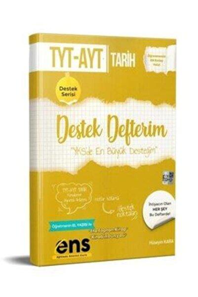 Ens Yayınları Tyt-ayt Tarih Konu Anlatım Destek Defteri