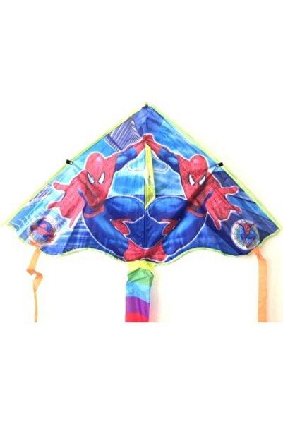 GÜLEN UÇURTMA Örümcek Adam Spiderman Uçurtma 90 cm