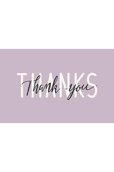 TELLGRAF Teşekkür Kartı (5,5X8,5)100 Adet