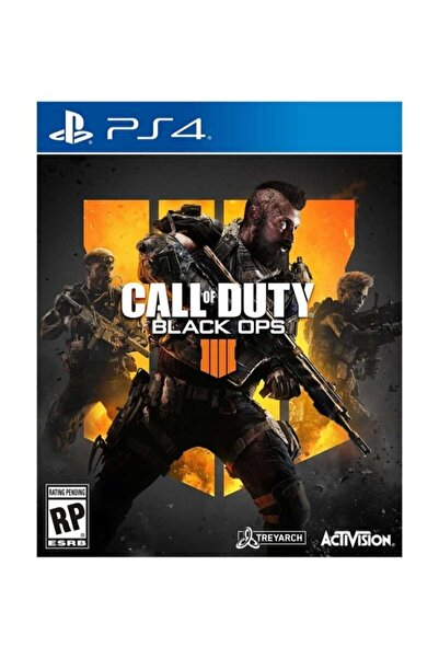 ACTIVISION Call Of Duty: Black Ops 4 Ps4 Oyun
