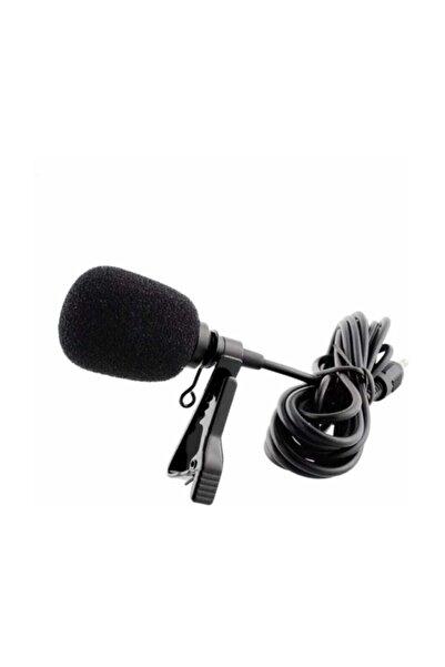 Canderel Cep Telefonu Uyumlu Yaka Mikrofonu Dc-c6