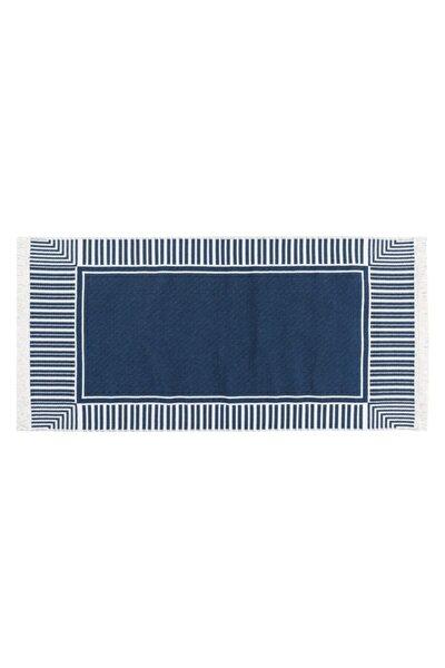 Mudo Concept Lacivert Larıssa Bordürlü Kilim 80x150 cm