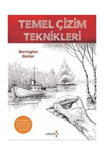 Temel Çizim Teknikleri - Barrington Barber