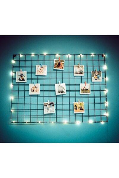 Zuzzupixx Tel Pano Led Işıklı 50x70 cm + Mandal