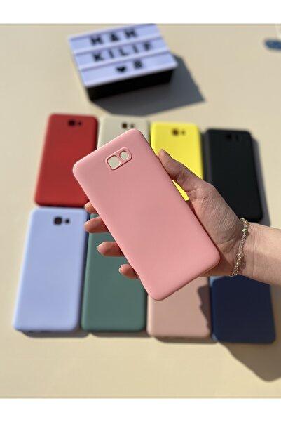 MM KILIF AKSESUAR Samsung Galaxy J7 Prime Silikon Lansman Kılıf Uyumlu