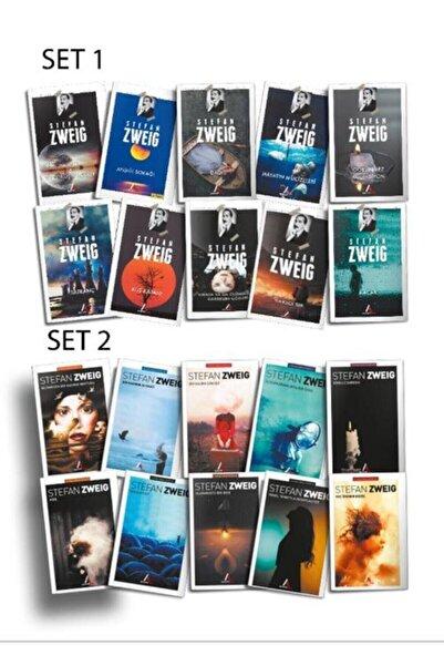 Aperatif Kitap Yayınları Stefan Zweig 20 Kitap Set - 20 Kitap Hikaye Seti Kutusuz