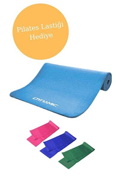 Dynamic Nbr 1 Cm Deluxe Foam Pilates Minderi & Yoga Mat-mavi