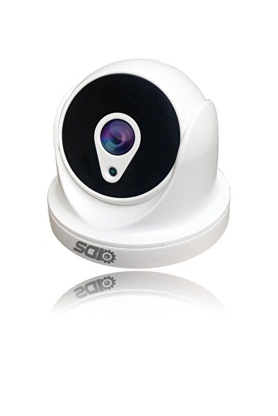 IDS 5mp Sony Lensli 1080p 6 Atom Led Gece Görüşlü Iç Mekan Fullhd Dome Güvenlik Kamerası