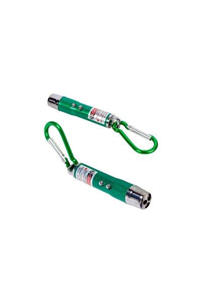 Greyder Gd-109 3 In 1 Kırmızı Laser Point - Para Kontrol Ve El Feneri