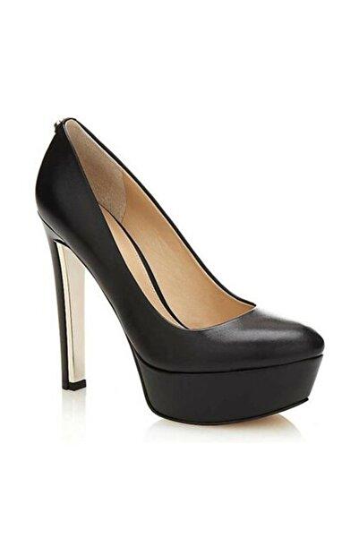 Guess Collection Kadın Siyah Klasik Topuklu Ayakkabı FLEAG3LEA08