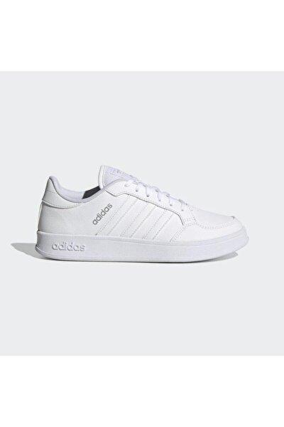 adidas Unisex Beyaz Breaknet Spor Ayakkabı Fx8725