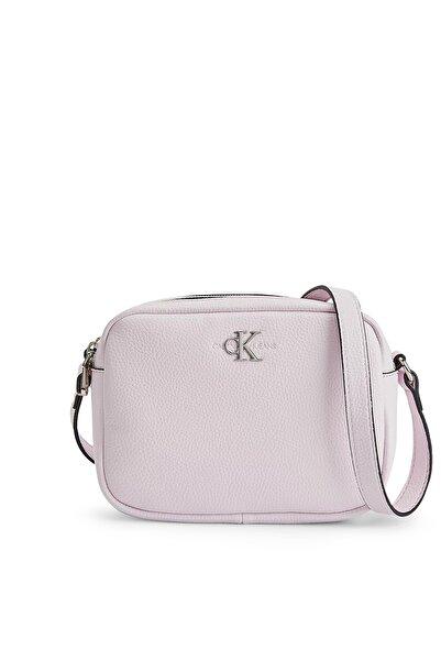 Calvin Klein Marka Logolu Ayarlanabilir Askılı Çanta Kadın Çanta K60k607479 Tn9