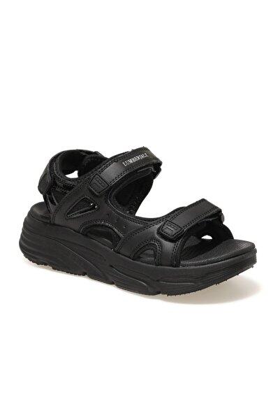 lumberjack Kadın Siyah Gena 1fx Spor Sandalet