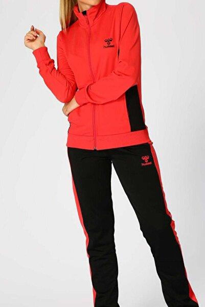 HUMMEL Kadın Sweatshirt Hmlelza Poly Zip Jacket