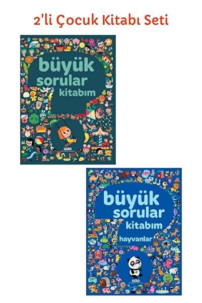 Yapı Kredi Yayınları Kültür Büyük Sorular Kitabım + Büyük Sorular Kitabım - Hayvanlar