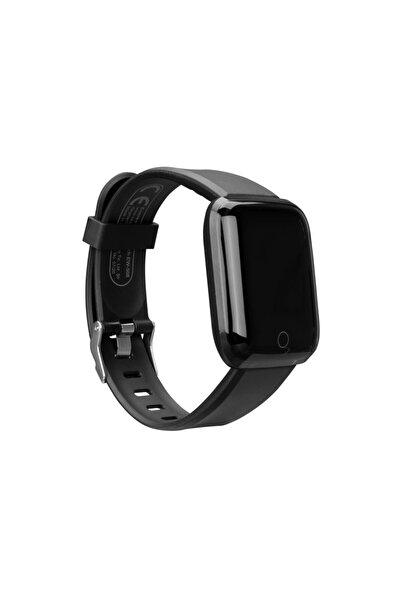 Everest Ever Watch Ew-508 Android/ıos Smart Watch Kalp Atışı Sensörlü Siyah Akıllı Saat