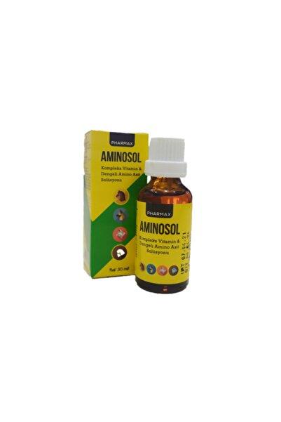 Pharmax Aminasol Kedi Ve Köpek Vitamin Mineral 30 ml