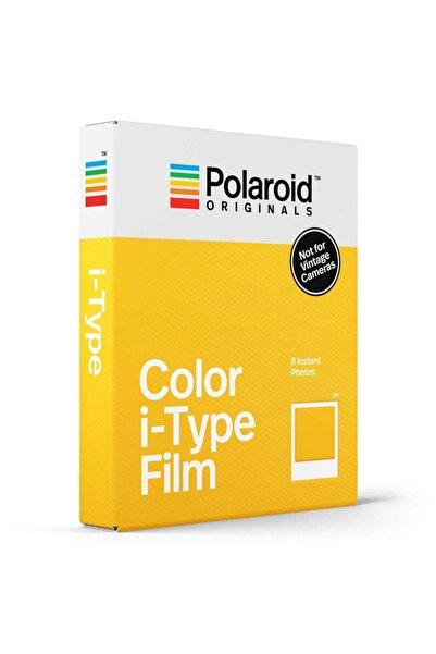 Polaroid Color I-type Uyumlu 8'li Film