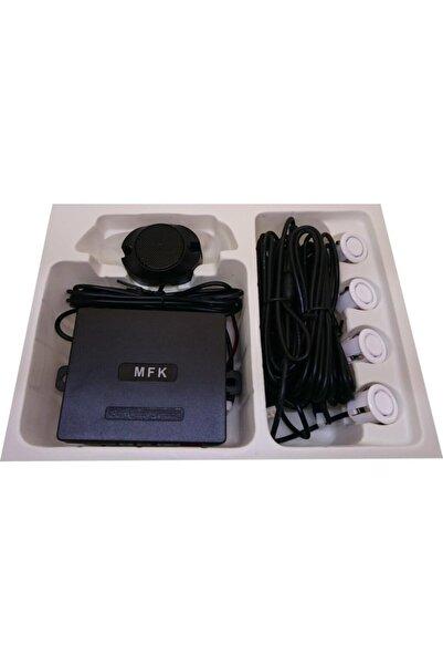 Mfk Arsvision Park Sensörü Buzzerli 18mm [beyaz Renk]