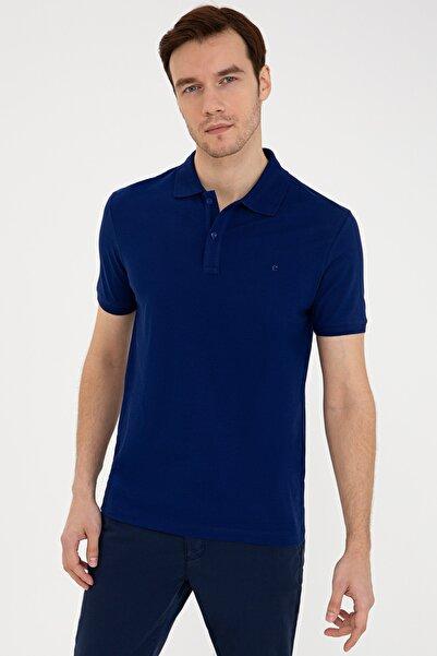 Cacharel Mavı ERKEK T-Shirt G051SZ011.000.1284664