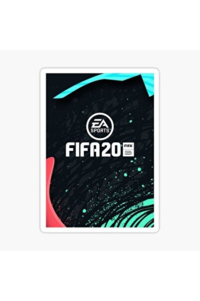 Universal Fifa 20 Themed Items Sticker Çıkartma Oto Araba Camı Duvar Oda Laptop 15 cm