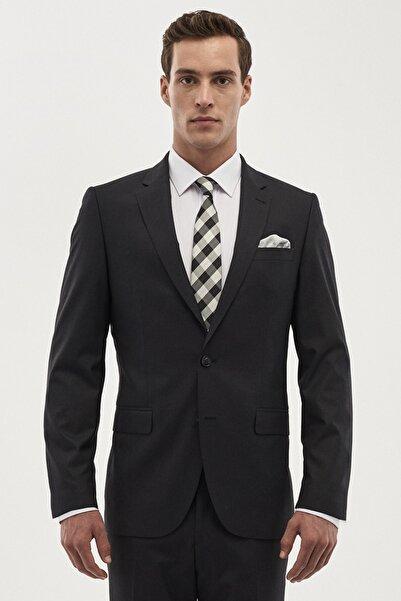 ALTINYILDIZ CLASSICS Erkek Koyu Lacivert Regular Fit Takım Elbise