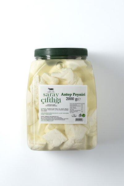 Saray Çiftliği Antep Peyniri 2000gr ( %100 Kendi Çiftlik Sütümüzden Üretilmiştir. )