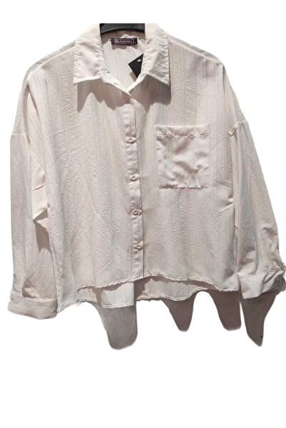 Mixray Kadın Beyaz Gömlek