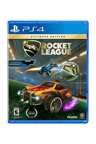 Warner Bross Rocket League Ultimate Edition PS4 Oyun