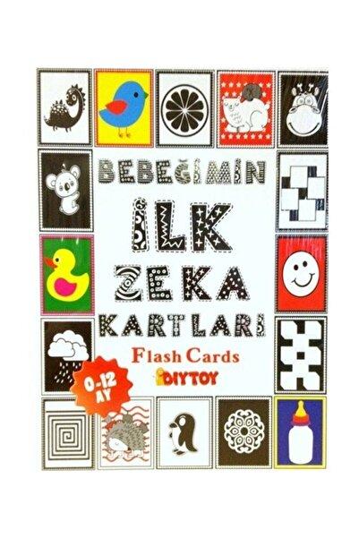 Elif İş Eğitimi Diytoy Bebeğimin İlk Zeka Kartları (Flash Kart) KLTBDR012