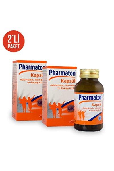 Pharmaton Vitality 30 Kapsül - 2 Adet